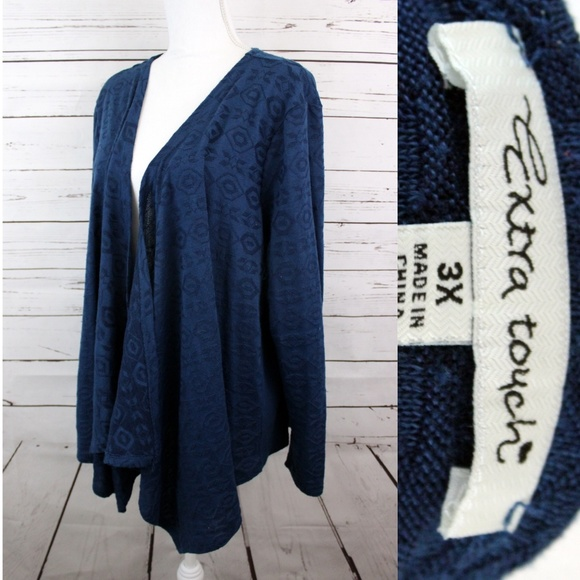 Extya Touch Women's Lightweight Sweater Size 3x Great Condition Clothing, Shoes & Accessories